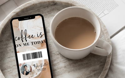 How to Buy your Real Estate Sphere a Coffee from Starbucks – on Instagram