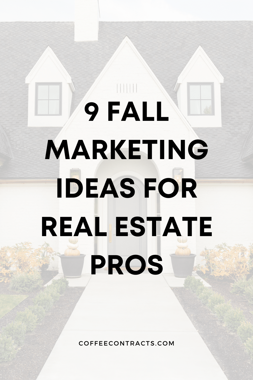 Fall Marketing Campaign Ideas