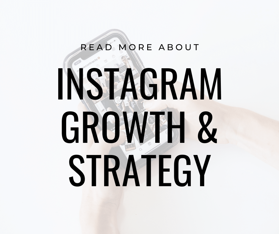 Instagram Growth and Strategy for Real Estate Agents