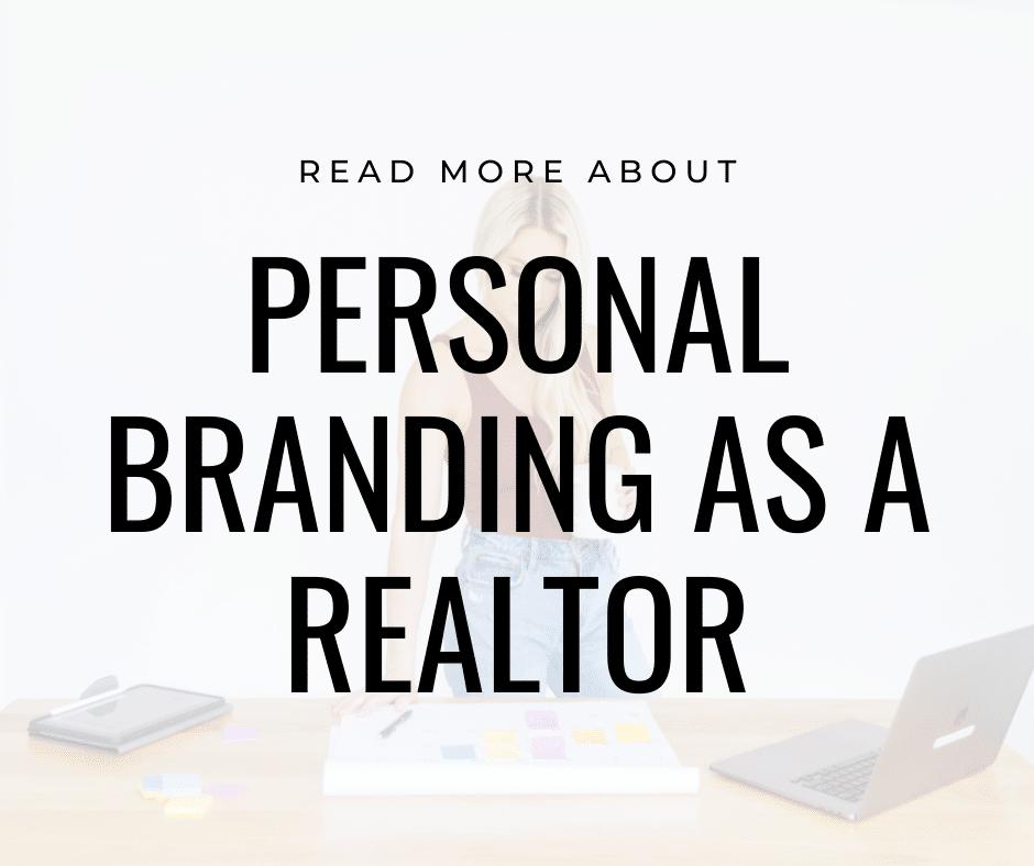 personal branding as a realtor